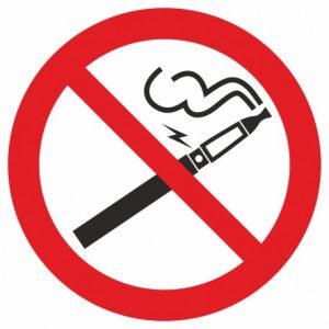 """""""Nie"""" dla e-papierosów w miejscach publicznych"""
