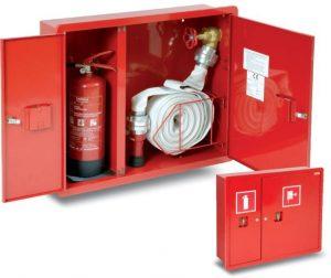 Hydrantowe instalacje przeciwpożarowe