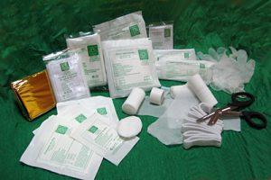 Apteczka pierwszej pomocy – wyposażenie