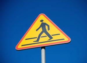 Znaki ostrzegawcze – znaki drogowe, cz. I