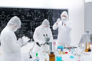 Odzież chroniąca przed czynnikami chemicznymi