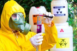 Typy odzieży chemicznej i odpowiadające im normy