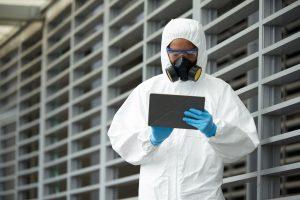 Zagrożenia biologiczne w miejscu pracy