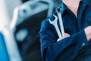 Odzież ochronna dla mechaników