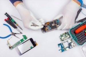 Odzież ochronna dla elektroników