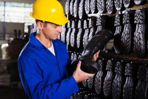 Oznakowanie obuwia roboczego