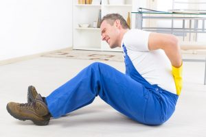 Zagrożenia mechaniczne w pracy