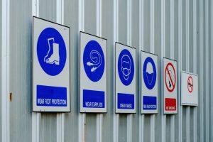 Dyrektywa 92/58/EWG – stosowane znaki bezpieczeństwa