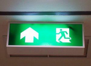 Minimalne wymagania dla znaków świetlnych