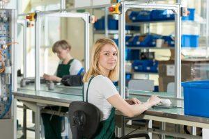Powierzchnia i wysokość pomieszczeń pracy
