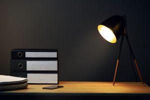 Oświetlenie w miejscu pracy