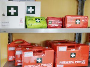 Punkty pierwszej pomocy