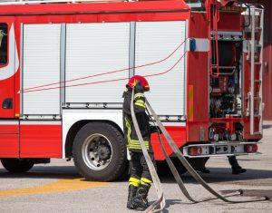 Drogi pożarowe – oznakowanie