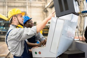 Bezpieczeństwo przy obsłudze maszyn