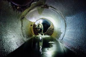 Prace w zbiornikach i przestrzeniach zamkniętych