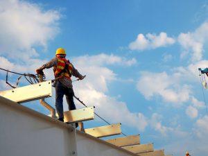 Prace na wysokości – przepisy BHP