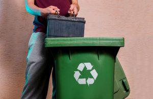 Odpady niebezpieczne – tablica, etykieta i przepisy dot. magazynowania