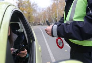 Urządzenia do kontroli ruchu drogowego