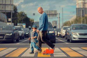 Aktywne przejścia dla pieszych