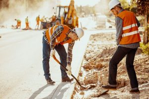 Urządzenia BRD do zabezpieczania robót drogowych
