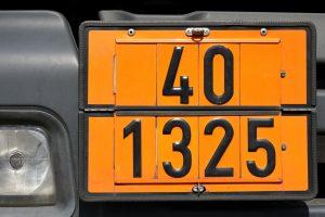 Tablice barwy pomarańczowej – wymagania