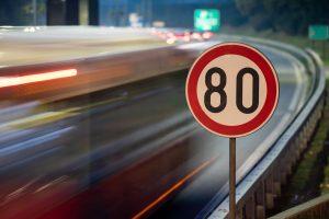 Ograniczenia prędkości obowiązujące w Polsce