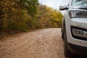 Oznakowanie dróg leśnych niedostępnych dla ruchu