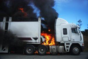 Wypadek lub awaria przy transporcie ADR