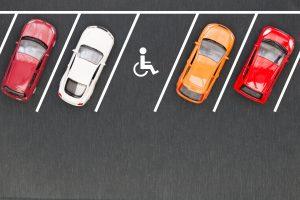 Karty parkingowe dla niepełnosprawnych
