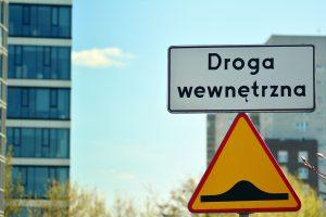 Droga wewnętrzna (znak D-46)