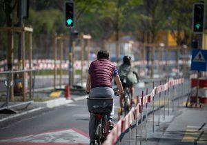 Urządzenia zabezpieczające ruch pieszych i rowerzystów