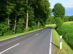 Słupki drogowe – oznaczenia