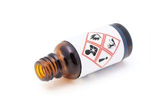 Etykiety CLP – transport materiałów niebezpiecznych