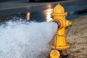 Oznaczenie hydrantu – znaki hydrantu zewnętrznego i wewnętrznego
