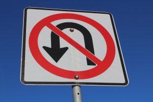 Zakaz zawracania