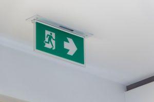 Ramki do znaków ewakuacyjnych i ppoż