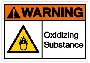 Substancje stałe utleniające