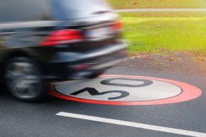 Zasady ograniczenia prędkości