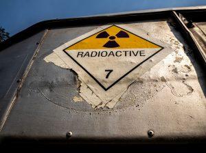 Materiały promieniotwórcze – oznakowanie transportu ADR