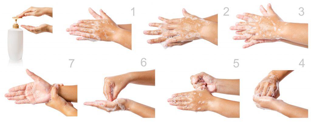 instrukcja mycia i dezynfekcji rak