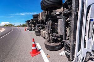 Awaria lub wypadek pojazdu ADR