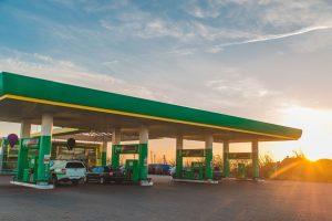 Zabezpieczenie ppoż stacji paliw płynnych