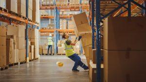 Wypadki przy pracy w 2020 r. – najczęstsze przyczyny wypadków w statystykach GUS