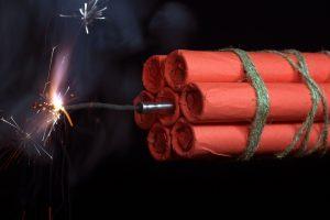 Materiały wybuchowe w klasyfikacji CLP