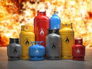 Gazy łatwopalne i gazy nietrwałe w klasyfikacji CLP