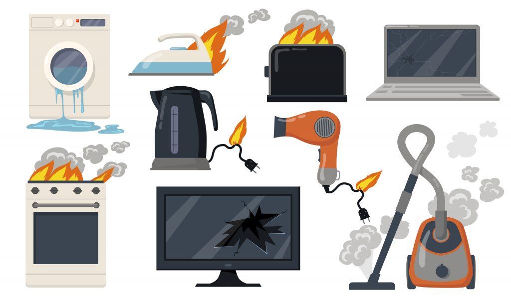 Odpowiednia gasnica do elektroniki