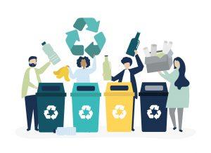 Segregacja śmieci: kolory, zasady sortowania i oznaczenia na koszach