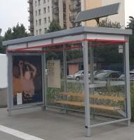 Solarne oświetlenie przystanków autobusowych