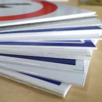 Tabliczka na zamówienie, dowolna grafika oraz tekst - różne materiały oraz grubość