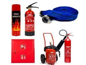 Sprzęt ochrony przeciwpożarowej